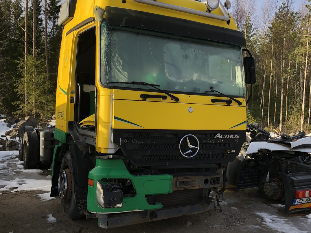 MB Actros 2541 kuva