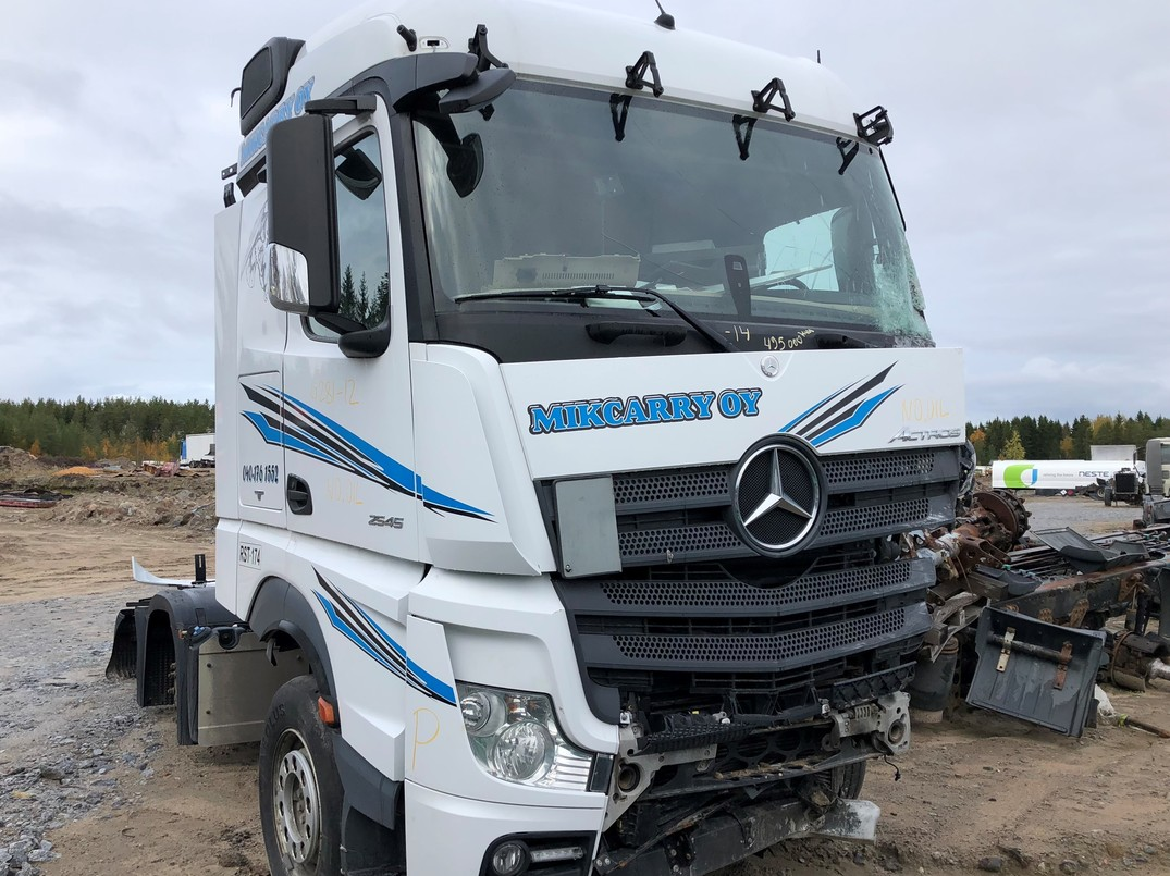 MB Actros 2545 kuva