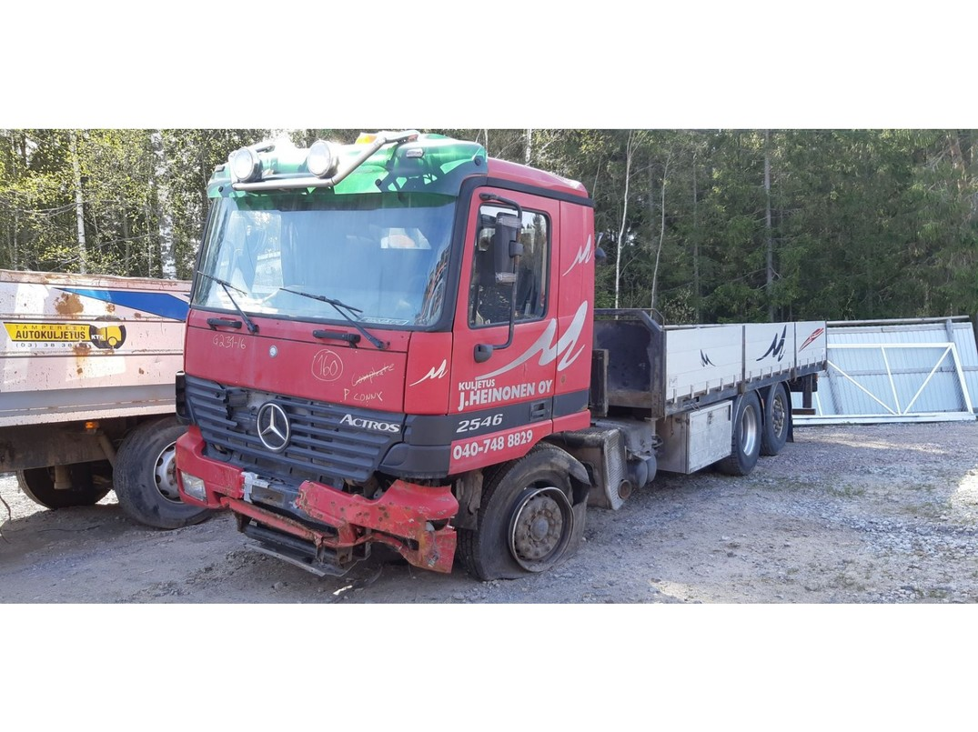 Mb Actros 2546 kuva