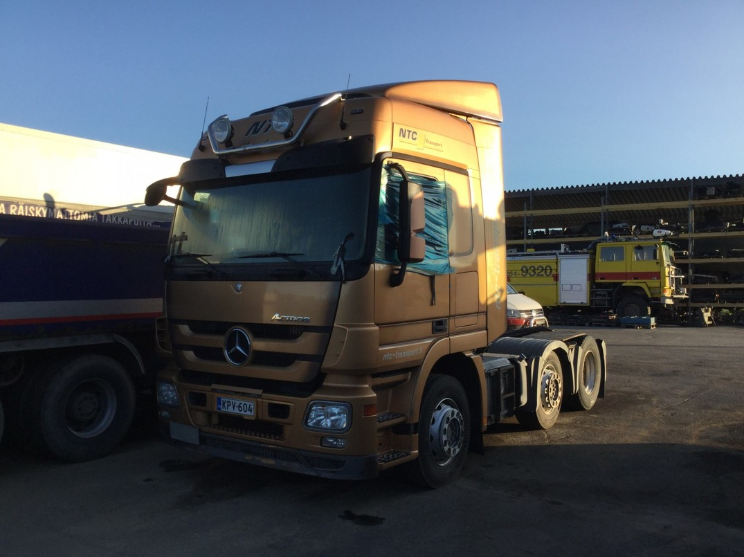 MB Actros kuva
